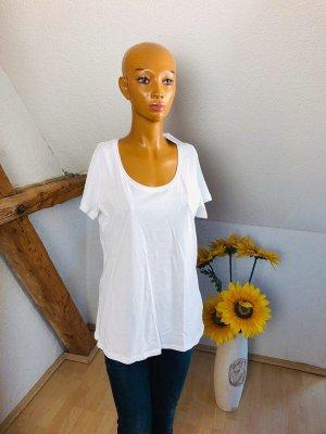 Janina basic Shirt Baumwolle Gr. 44 neu