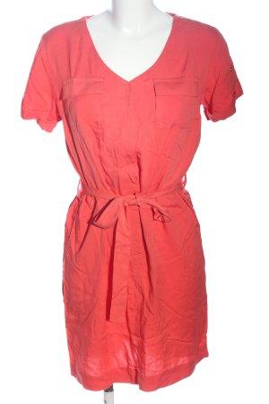 Janina Abito blusa rosso stile casual