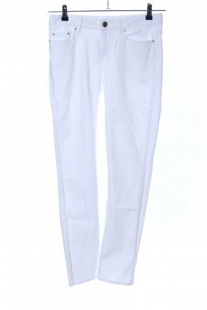 Janina Five-Pocket Trousers white casual look