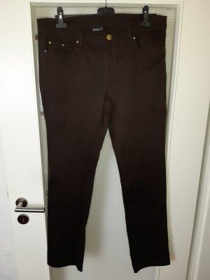 Janina Five-Pocket Hose braun Causal-Look