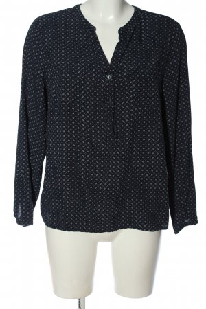 Janina Camicia blusa stampa integrale stile casual