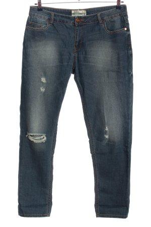 Janina High Waist Jeans blau Casual-Look