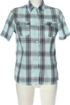 Janina Lumberjack Shirt check pattern casual look