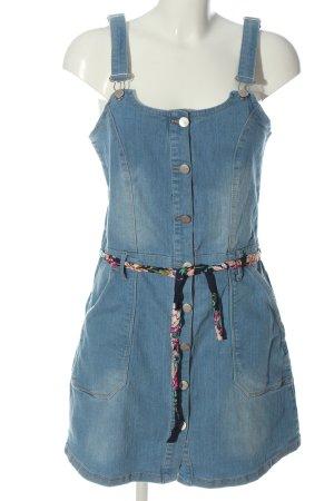 Janina Denim Dress blue casual look