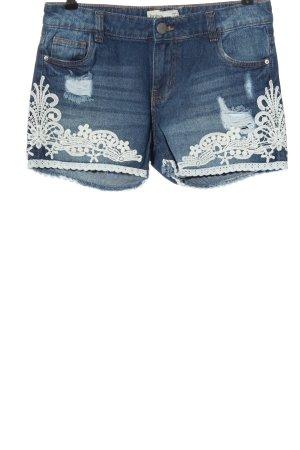 Janina Denim Shorts blue casual look