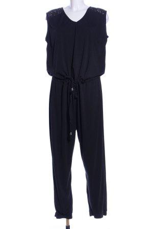 Janina Jumpsuit schwarz Elegant