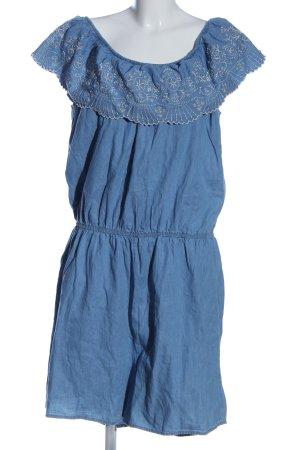 Janina Jumpsuit blau Casual-Look