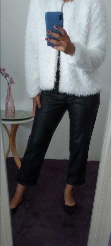 Janina Giacca di pelliccia bianco