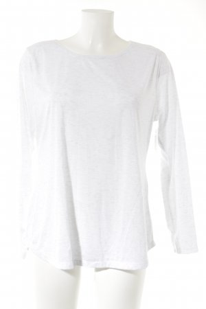 Janina Longsleeve white-silver-colored casual look