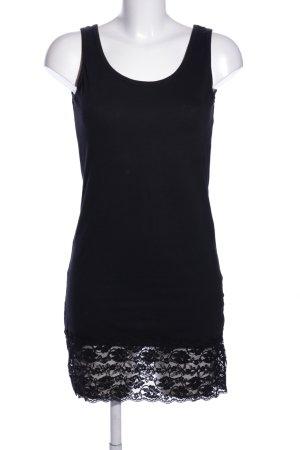 Janina Minikleid schwarz Elegant