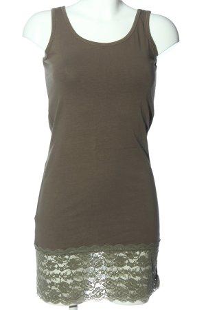 Janina Minikleid bronzefarben-khaki Casual-Look