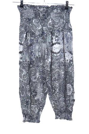 Janina Pololo gris claro estampado con diseño abstracto look casual