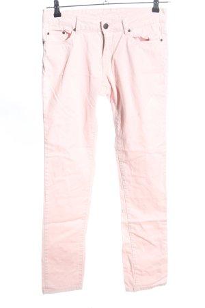 Janina Röhrenhose pink Casual-Look