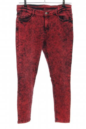 Janina Skinny Jeans rot Casual-Look