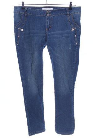 Janina Skinny Jeans blau Casual-Look