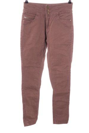 Janina Skinny Jeans braun Casual-Look