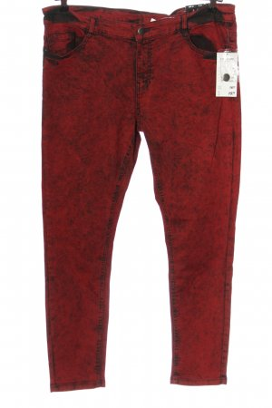 Janina Slim Jeans rot Casual-Look
