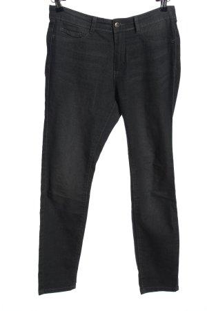 Janina Straight-Leg Jeans blau Casual-Look
