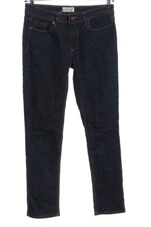 Janina Slim Jeans blau Casual-Look