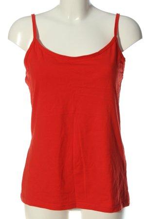 janina stretch Camisole rouge style décontracté