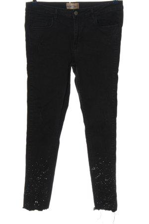 Janina Stretch Jeans schwarz Casual-Look