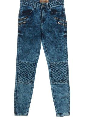 Janina Stretch Jeans blau Casual-Look