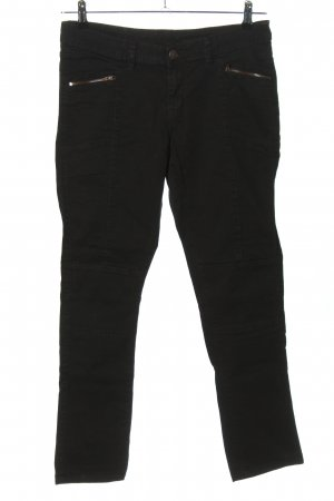 Janina Stretch Trousers black casual look