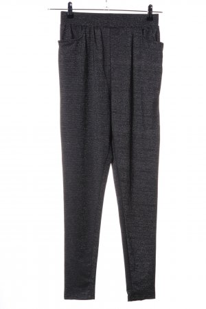Janina Stretch Trousers light grey flecked casual look
