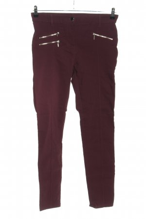Janina Stretch Trousers red casual look