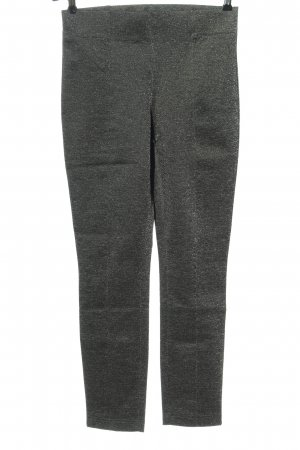 Janina Stretch Trousers silver-colored casual look