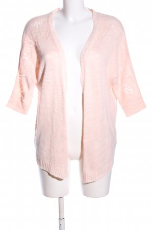 Janina Strick Cardigan creme Casual-Look