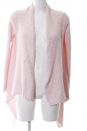 Janina Strick Cardigan pink Casual-Look