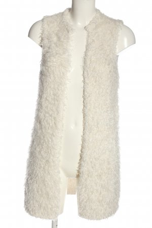 Janina Knitted Vest white casual look