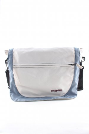 JANSPORT College Bag white-blue casual look