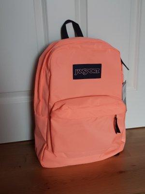 JANSPORT Mochila escolar naranja neón