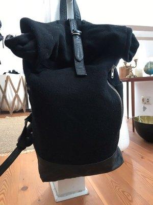 Wandelrugzak zwart
