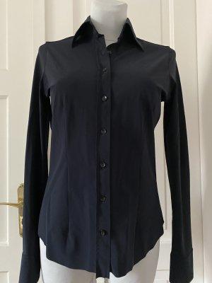 JapanTKY Bluse AYAKA, schwarzblau, Gr.M (36-38)