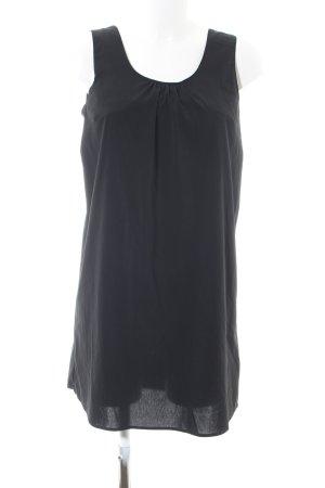 Jaqueline de Yong A-Linien Kleid schwarz Elegant