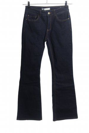 Jaqueline de Yong High Waist Jeans blau Casual-Look