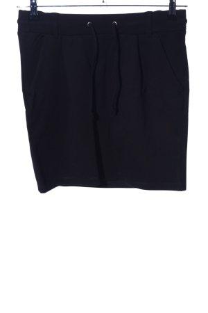 Jaqueline de Yong Mini-jupe noir style décontracté