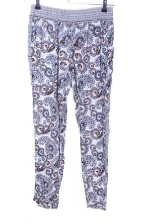 Jaqueline de Yong Pantalón tipo suéter estampado con diseño abstracto