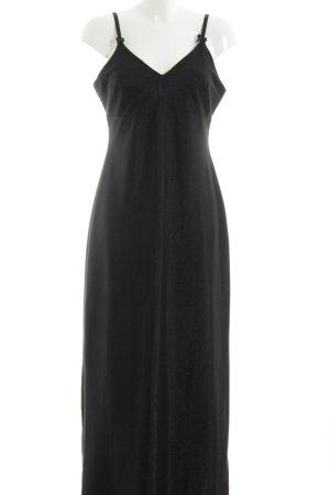 Jaqueline de Yong Trägerkleid schwarz Elegant