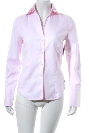Jaques Britt Hemd-Bluse hellrosa klassischer Stil
