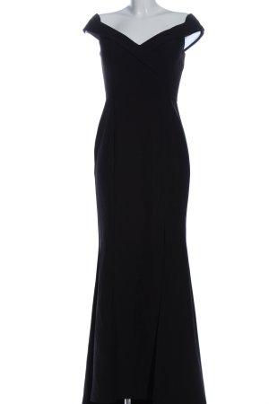 Jarlo Abendkleid schwarz Casual-Look