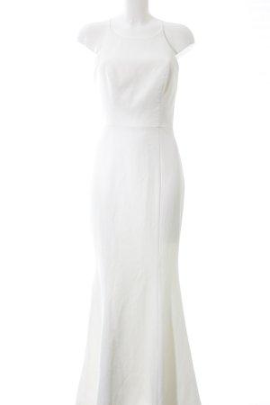 Jarlo Abendkleid weiß Elegant