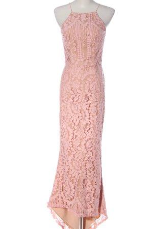 Jarlo Maxikleid pink Elegant
