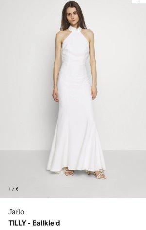 Jarlo Vestido de baile blanco
