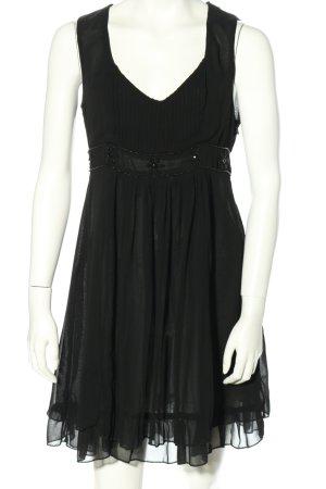 Jaune Rouge Empirekleid schwarz Elegant