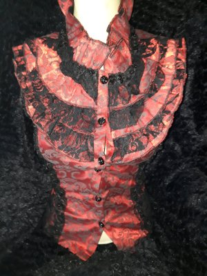 jawbreaker Bluse Gothic