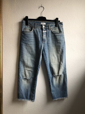 Closed 3/4 Length Jeans blue